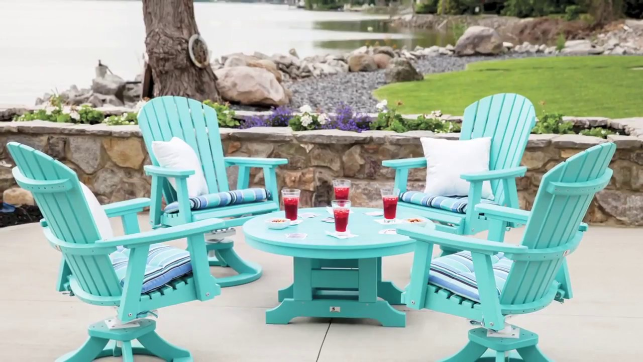 Why Everyone S Poly Patio Furniture Green Acres Outdoor Living