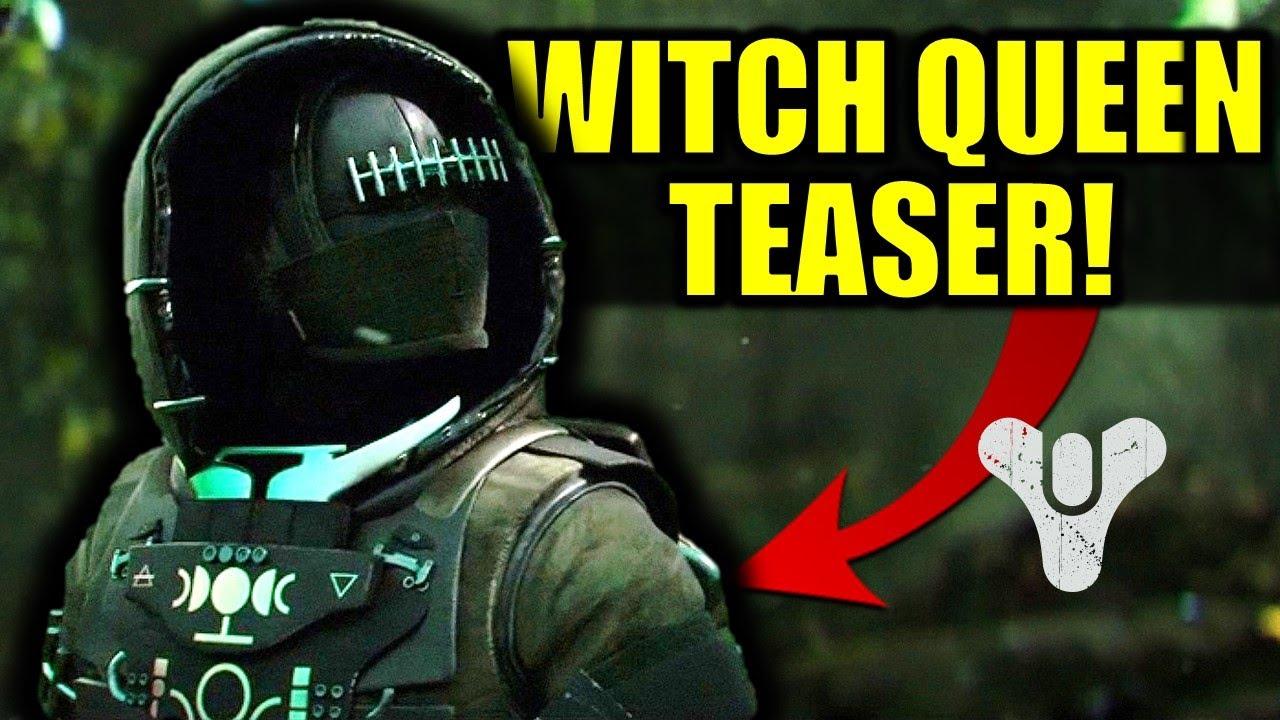 Download NEW Witch Queen Trailer Screenshot! 👀 - New Update Today!   Destiny 2 News