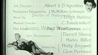 Behave Yourself (1951) Opening & Closing Credits