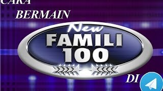 How to Play Family100 Quiz Game On Telegram screenshot 4