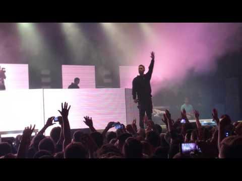 Bushido ft. Shindy►Verlieren hassen,Rap leben, Glänzen Live Wien HD