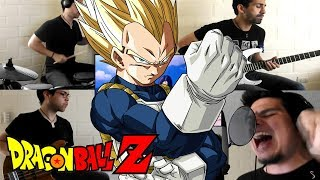 Dragon Ball Z - El Poder Nuestro Es (Opening 2) (Inheres Cover)