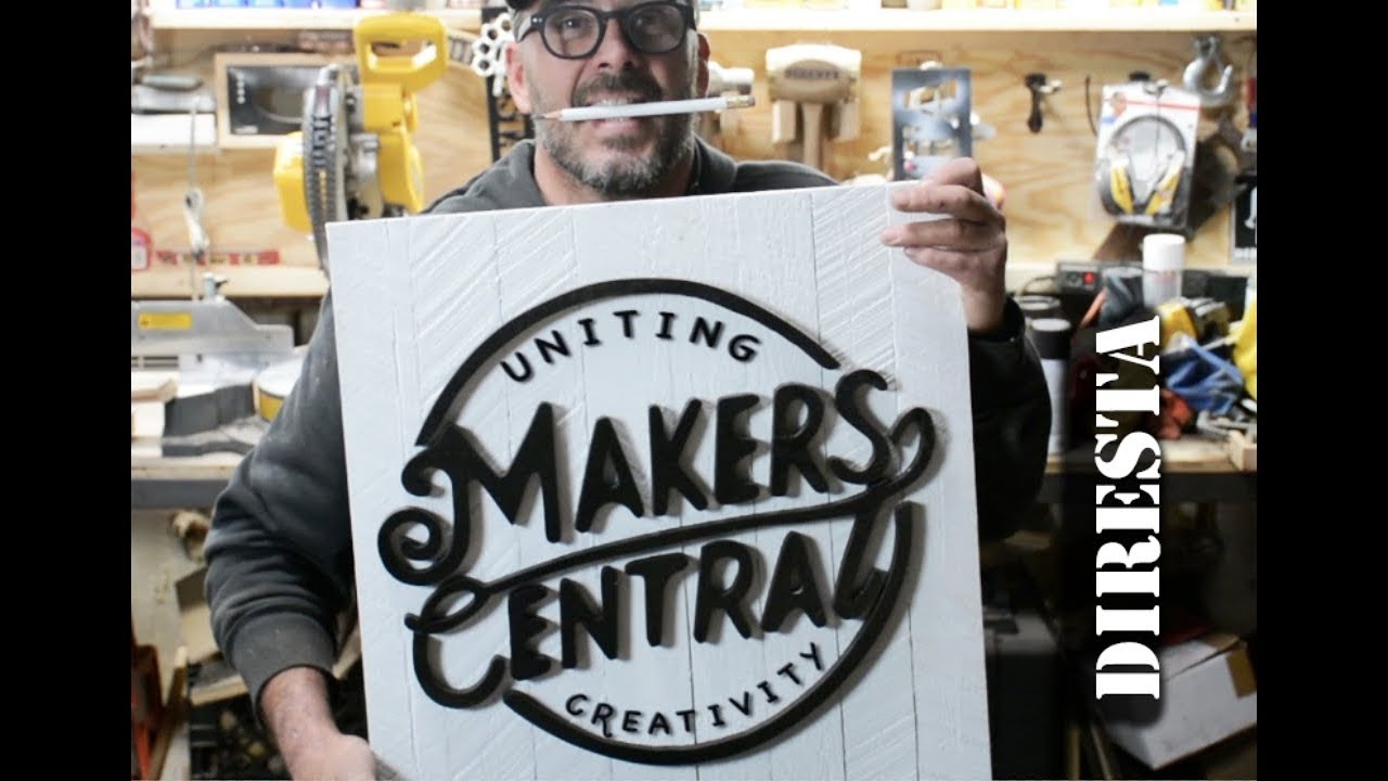 DiResta Makers Central sign