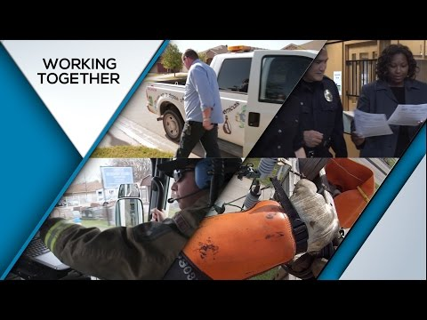 City Of Denton - Working Together