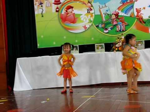 Vietkids 2009 - Lop Sao Kim trinh dien thoi trang
