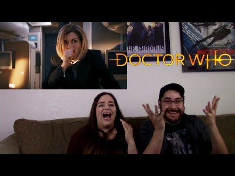 Doctor Who 12x1 SPYFALL -  Part 1 Reaction / Review