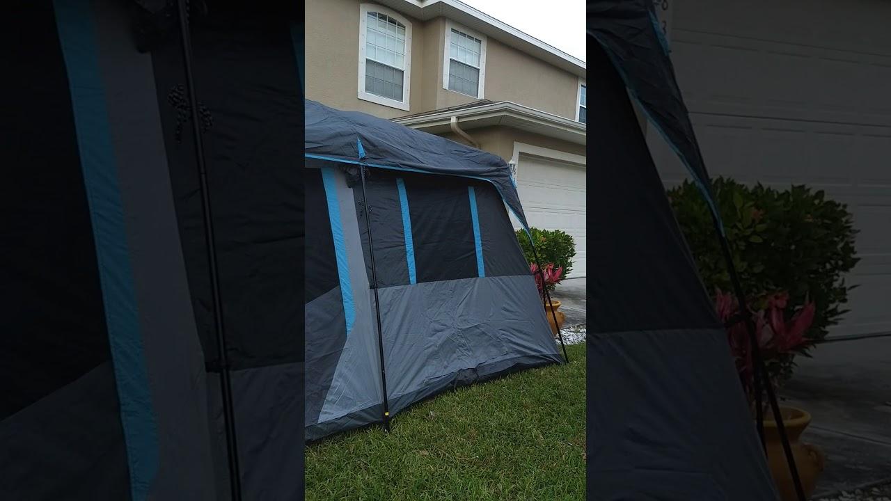 Ozark Trail 6 Person Dark Rest Tent - Bitterroot Public Library