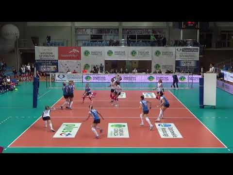 Patrycja Polak OUTSIDE HITTER Polish League 2017-2018 nr 9 white shirt