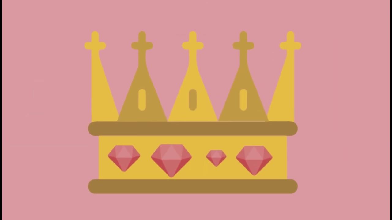 couronne perlee