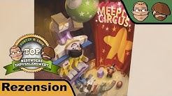 Meeple Circus - Brettspiel - Review
