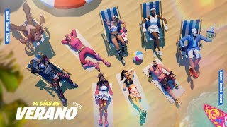 14 days of summer is here! Fortnite: Saving the World