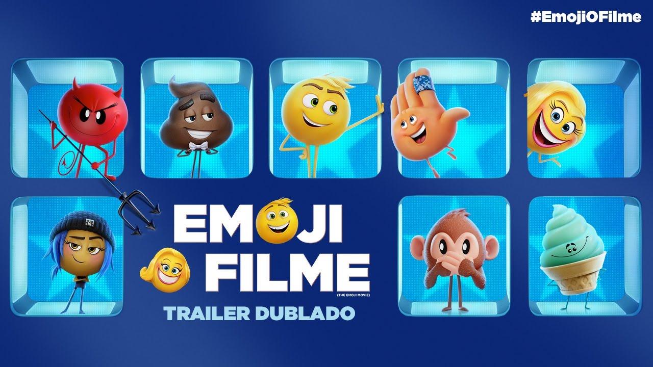 Resultado de imagem para emoji o filme