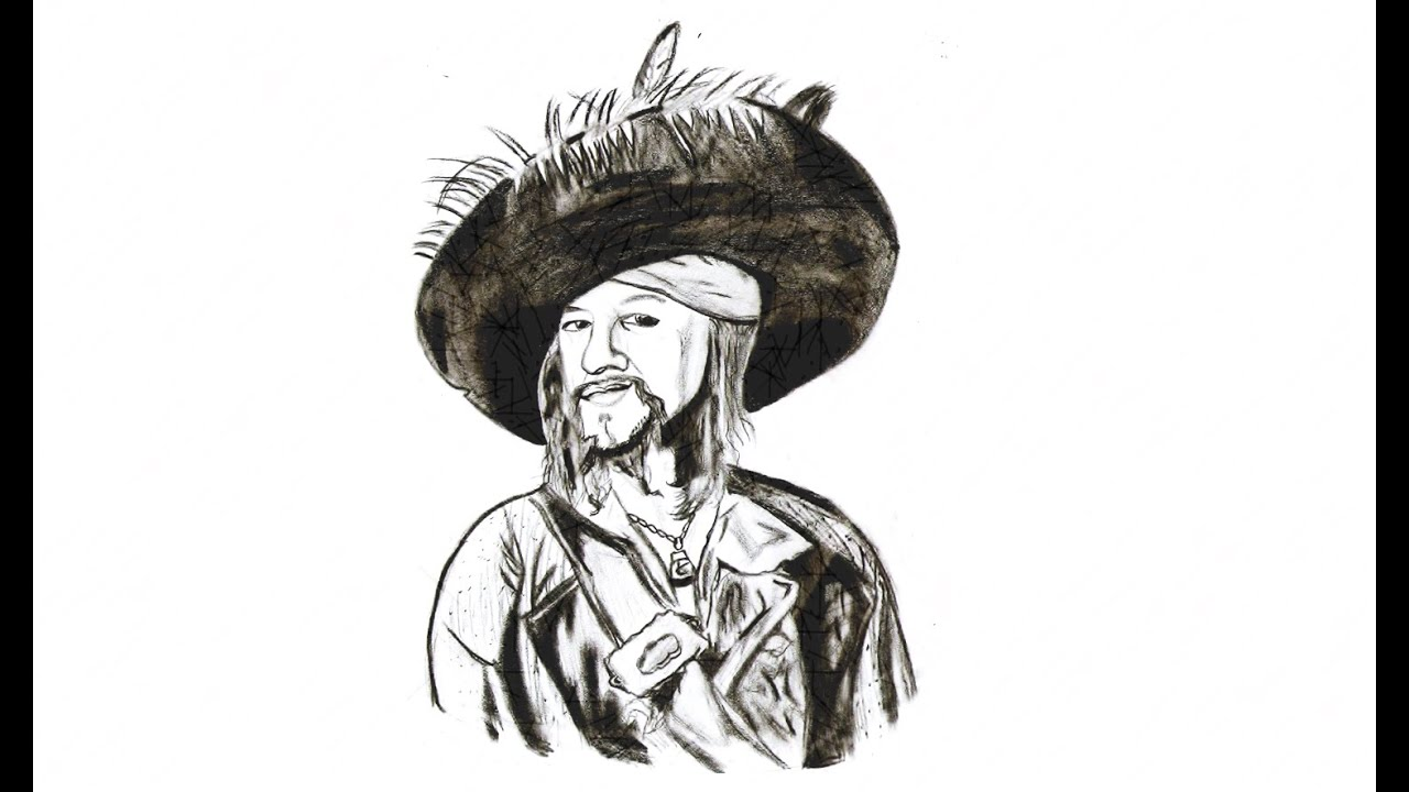Fluch der karibik barbossa