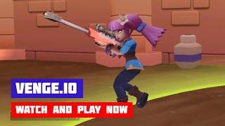 Venge.io · Game · Gameplay