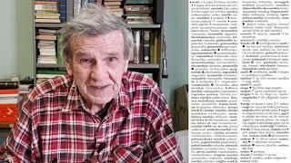 Petro Desmet' pri sia vasta vortaro Esperanto-nederlanda