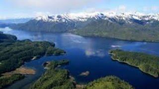 Alaska: Misty Fjords National Park, Ketchikan. June 2014. Linda Collison. HD