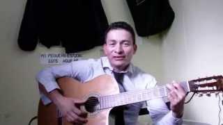 TUTORIAL Cadena de COROS SOL Mayor Guitarra ESTE ES EL CRIST...
