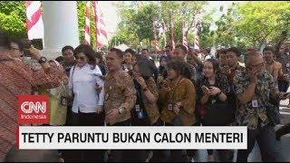 Bupati Minahasa Selatan Tetty Paruntu Bukan Calon Menteri
