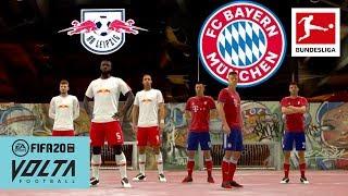 FIFA 20 VOLTA EA Sports - FC Bayern München vs. RB Leipzig