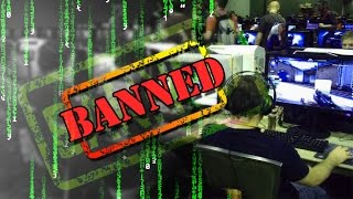 CS:GO - PRO gets VAC banned mid-game!