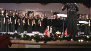 The Christmas Shoes - Hartland High School Women