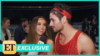 DWTS: Alan Bersten and Alexis Ren on Their 'Love-Hate' Relationship (Exclusive)