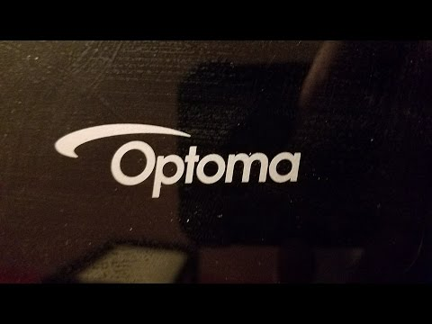 Optoma 142X 6 month review