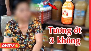 TƯƠNG ỚT 3 KHÔNG - tử thần bàn ăn | TPSHB | ANTV