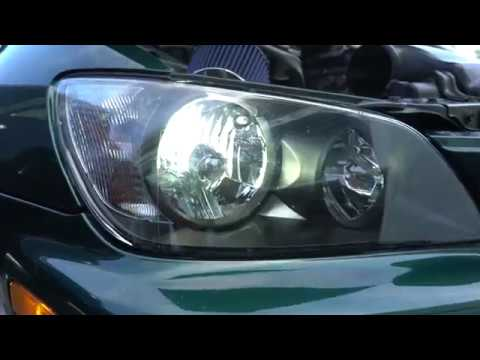 Lexus Is300 LED Conversion Plug In And Play