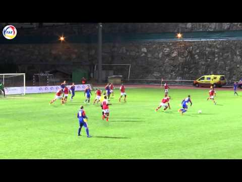 Andorra vs Saint Kitts and Nevis (Partit Amistós - Novembre 2015)