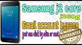 Samsung J2 Core SM-J260G FRP Bypass with Odin    Latest Trick 2019