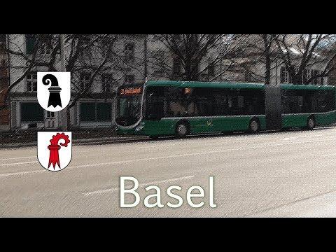 Basel public transport