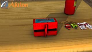 Aktion | Lockout Tagout | Industrial PLug Lockout device | Demo
