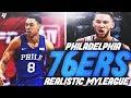 ZHAIRE SMITH RETURNS! | NBA 2K19 PHILADELPHIA 76ERS MYLEAGUE