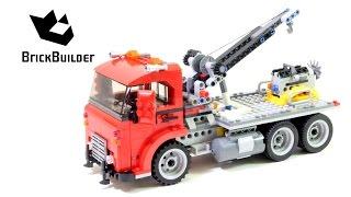 Kijk Lego Creator 7347 Sleeptruck filmpje