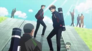 "Anime : Diamond no Ace: Act II Ace of Diamond Season 3 Daiya no A: Act II ダイヤのA act II Music : ""Hajimari no Uta (はじまりのうた)"" by GLAY."