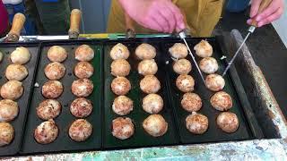takoyaki | best takoyaki compilation  タコヤキ