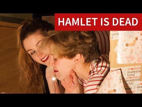 """Hamlet is Dead"" - Final performances theater class @ Bard College Berlin"