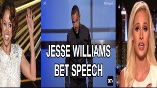 Stacey Dash & Tomi Lahren GO OFF on Jesse Williams~ He