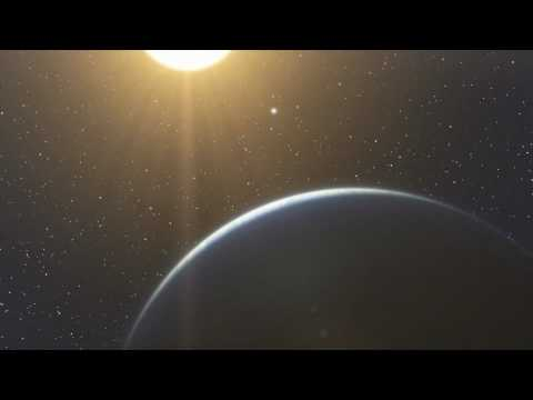 Most Complex Solar System Discovered {24th of August 2010}