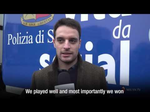 "Jack Bonaventura: ""We have to keep focused and continue winning"""