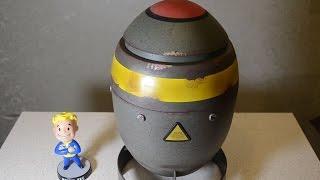Обзор и распаковка Fallout Anthology с маленькой ядерной бомбой Моя коллекция Fallout