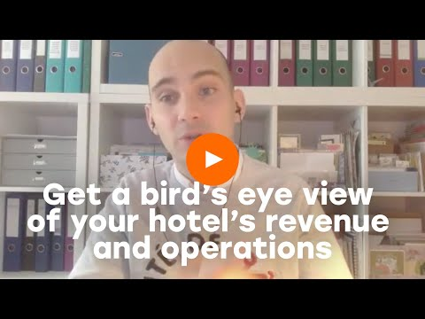 Get a bird's eye view of your hotel's revenue and operations  | Oaky