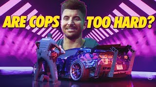 Need for Speed Heat! ARE COPS TOO HARD?