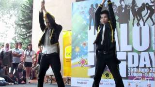 110625 Malaysia Halo YG Day Dance Competition - cUrFs