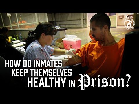 How do Inmates stay Healthy in Prison? - Prison Talk 13.4
