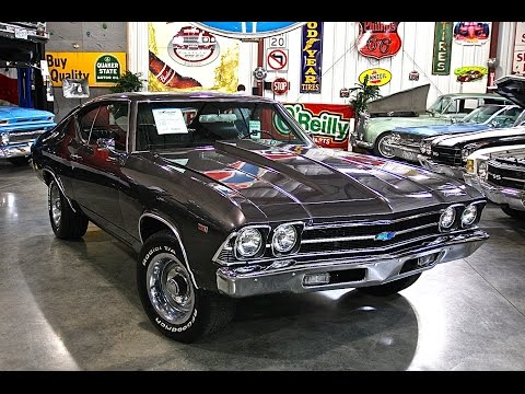 ***SOLD*** 1969 Chevelle Malibu, New Crate 350 W/ Air, for sale, Passing Lane Motors LLC