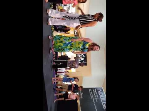 Mommy Samantha could Whip and Nae Nae in the Coral Square Coral Springs FL Mall Mother's day 2016