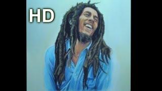 Retrato al óleo paso a paso-Bob Marley-Portrait oil step by step