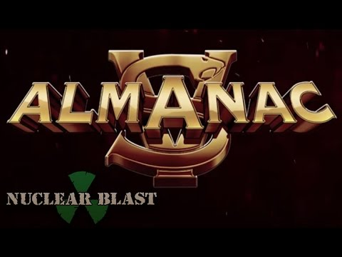 ALMANAC - No More Shadows (OFFICIAL TRACK & LYRICS)